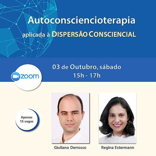 Autoconsciencioterapia aplicada à Dispersão Consciencial