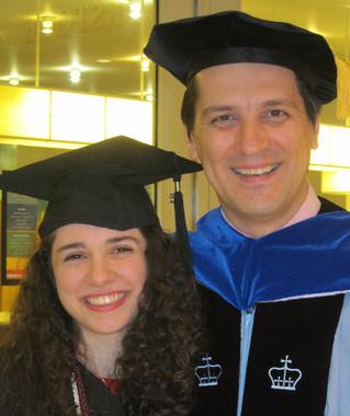 Congratulations to Alyssa Ammazzalorso for graduating!
