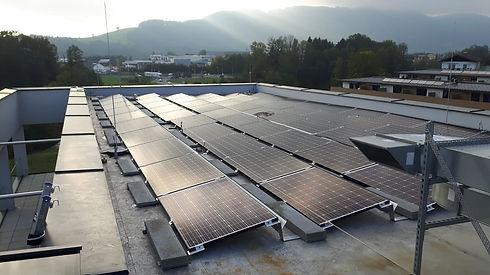Photovoltaik Anlage Kajagu