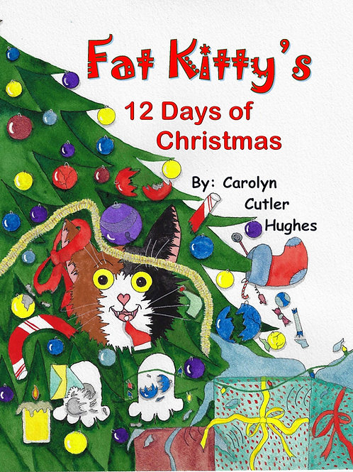 Fat Kitty's 12 Days of Christmas