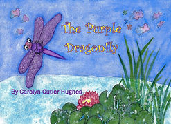 The Purple Dragonfly
