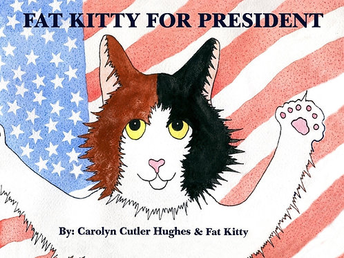Fat Kitty For President