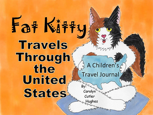 Fat Kitty Travels Through The United States