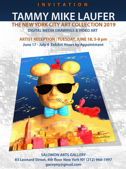 TAMMY MIKE LAUFER-2019 EXHIBITION