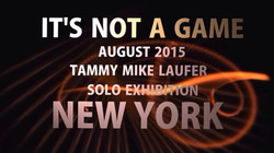 TAMMY MIKE LAUFER - IT'S NOT A GAME