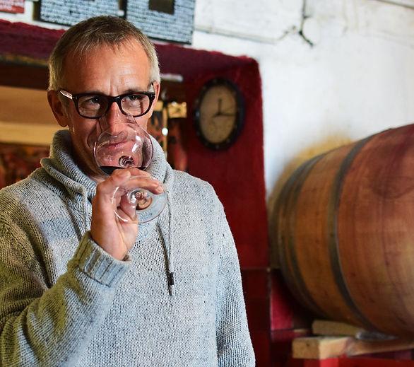 natural wine, wine maker, barrel