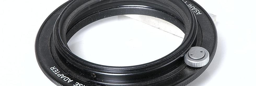 ペンタックス 6×7 67mmリバースアダプター
