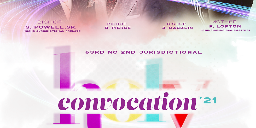 63rd NC 2nd Holy Convocation