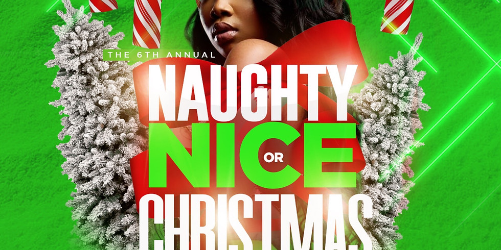 6th Annual Naughty or Nice Christmas Block Party