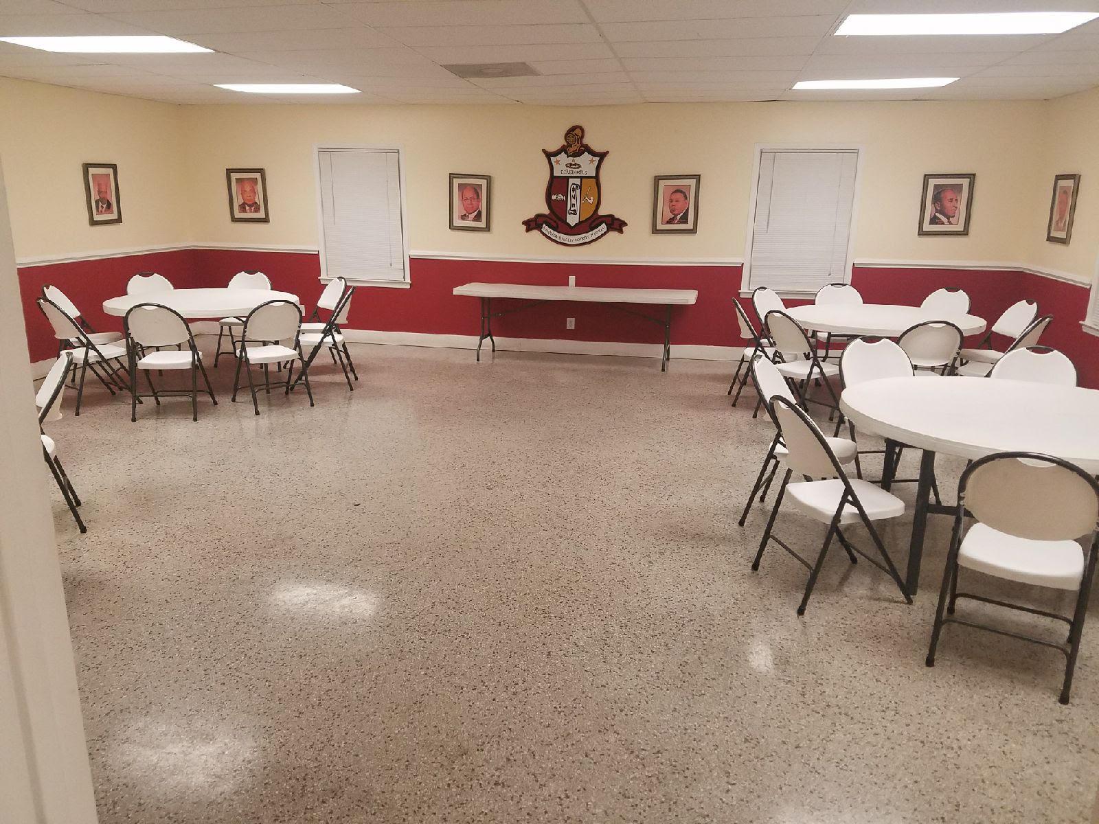 Kappa Center - Founder's Room2