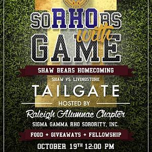 Shaw University Homecoming