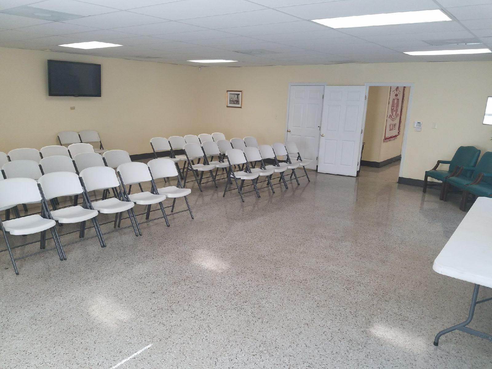 Kappa Center - Diamond Room2