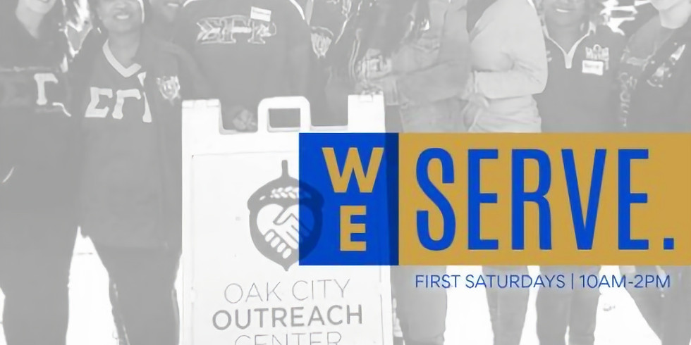 Oak City Cares: Community Service