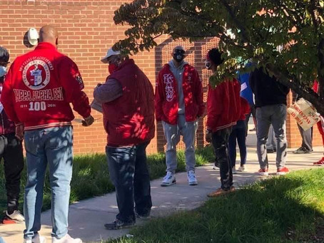 March to the Polls - Charlotte Nupes