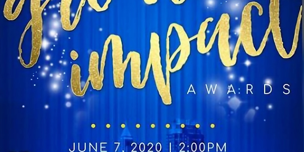 SGRHO GREATER IMPACT AWARDS