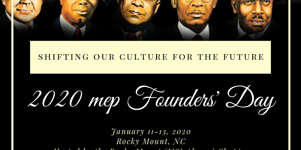 2020 MEP Founders' Day