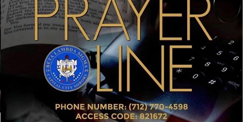 BLS Prayer Line