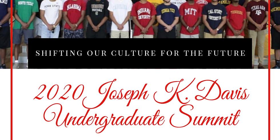 2020 Joseph King Davis Undergraduate Summit