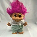 Vintage-Russ-Troll-Doll-Purple-Hair-Larg