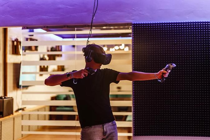 игры VR