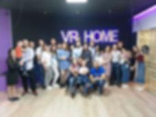 Праздник VR Home