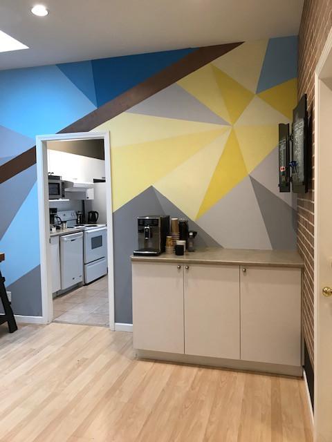Coffee Station Kitchen entrance