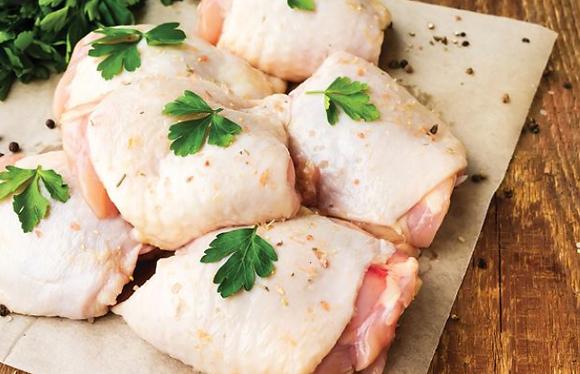 Chicken Thighs - Bone In - Skin on