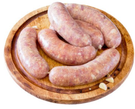 Spicy Andouille Sausage