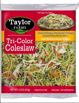 Tri Colour Coleslaw