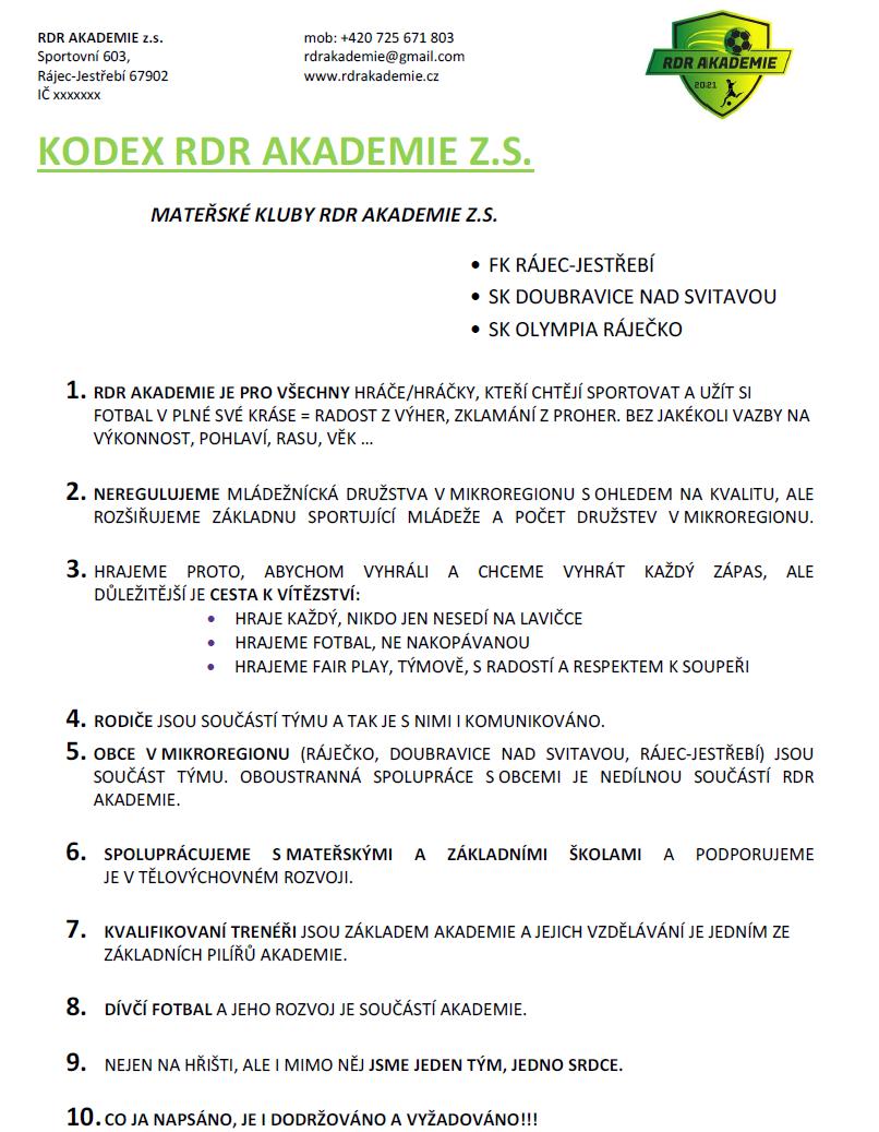 Kodex FK RDR Akademie.png
