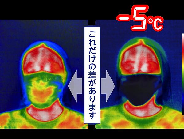 冷感マスク_比較画像