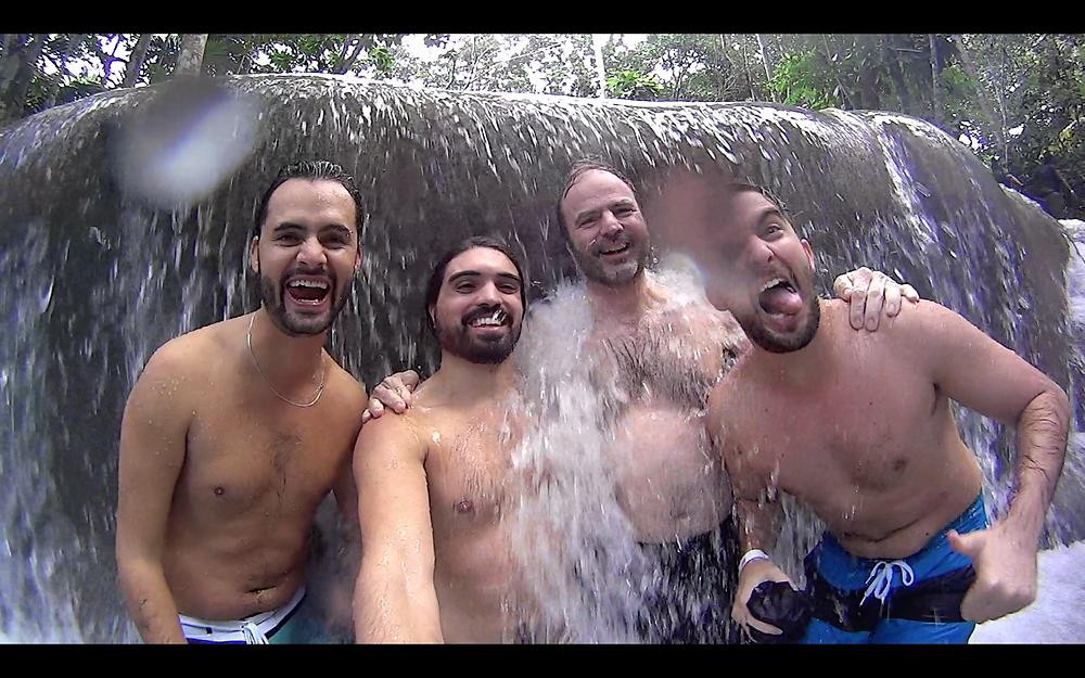 Waterfalls in Ocho Rios