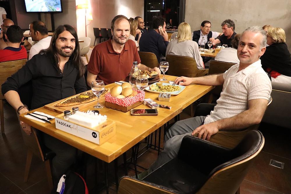 Dinner in Samsun