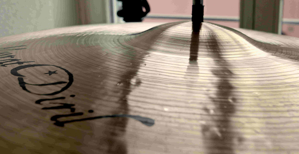 Some companies call the grooves the lathing process creates 'tonal grooves'.
