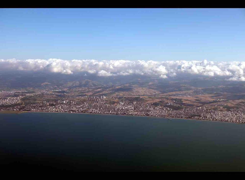 Samsun by the Black Sea.