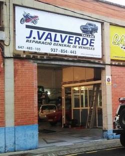 RC. Taller J. Valverde (Terrasa)