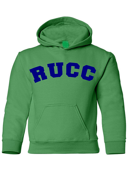 RUCC LOGO Fleece Hoodie