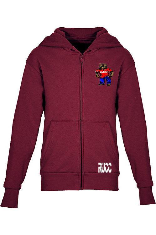 RUCC Fleece Zip Hoodie