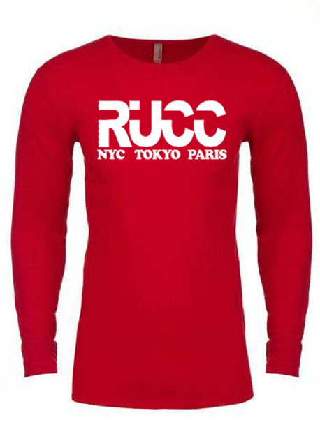 RUCC 3 City Shirt