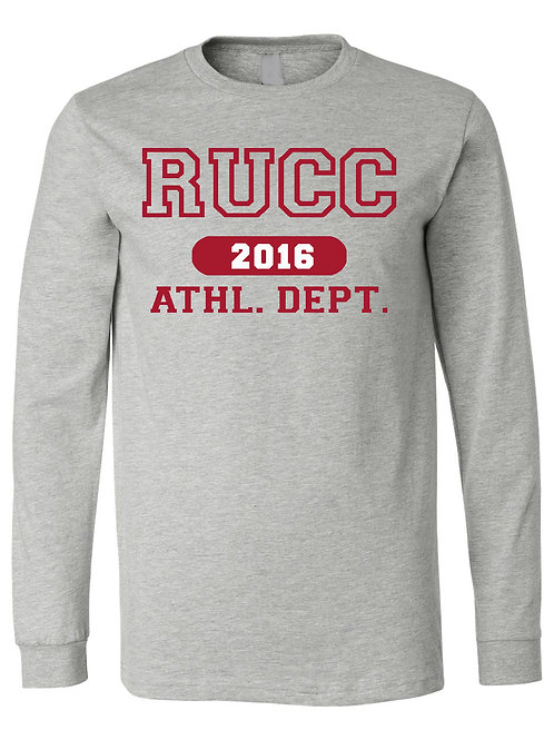 RUCC Youth Athletic Tee