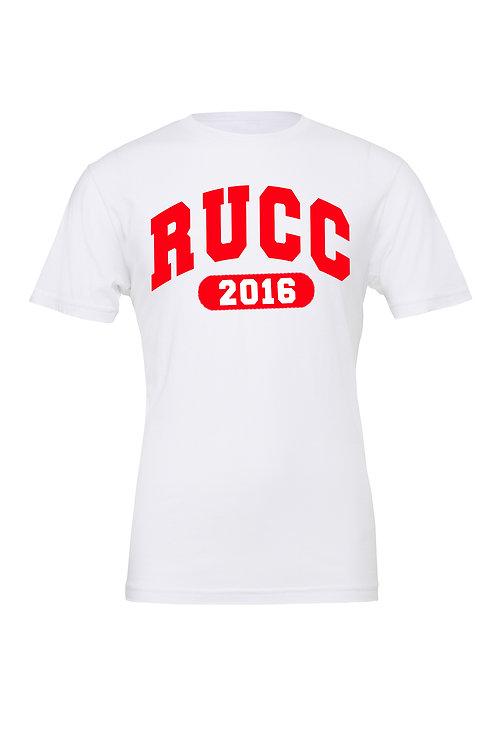 RUCC Athletic Tee