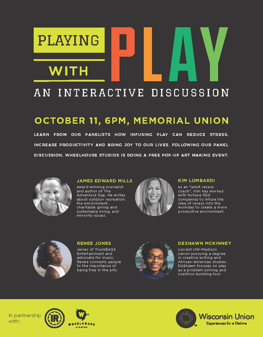 Playing with Play - An Interactive Discussion