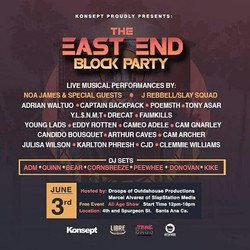 East End Block Party