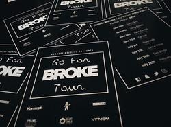 Go For Broke Tour