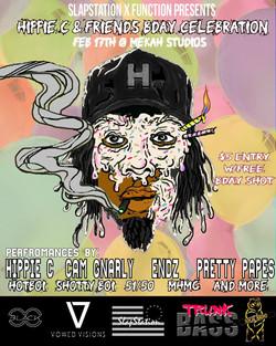 Function Presents - Hippie C