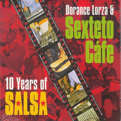 10 Years of Salsa (CD)