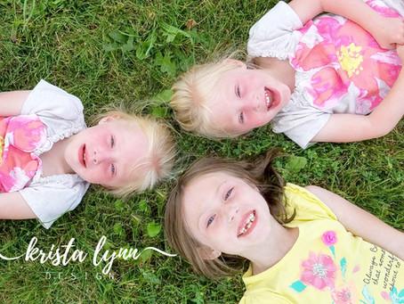 Neal Girls Children's Session
