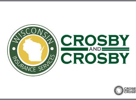 Crosby & Crosby Wisconsin Logo