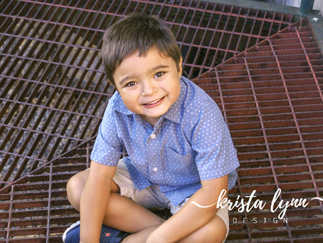 Jacob 5 Year Children's Session