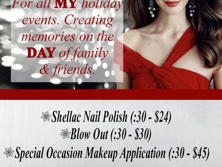 The Day Spa Make My Day Inhouse Advertising